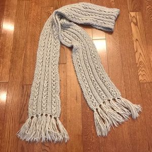Accessories - Tan scarf